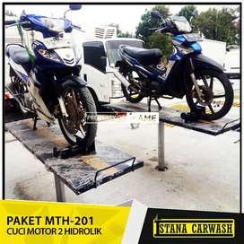 Paket Cuci Motor 2 Unit Hidrolik