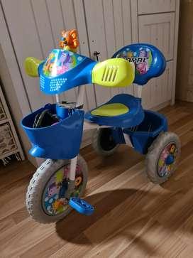 sepeda roda 3 royal