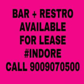 Bar And Restaurants On lease In indore Call for More Details