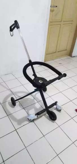Stroler sepeda anak roda 5