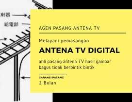 Specialist pasang Antena tv digital pasang Antena tv Srengseng sawah