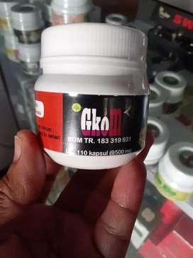 Gkom herbal untuk mata glukoma