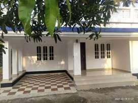8 Cent land &1300sq house vellamchira