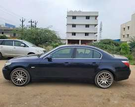 BMW 5 Series 2004 Petrol Well Maintained DELHI registered