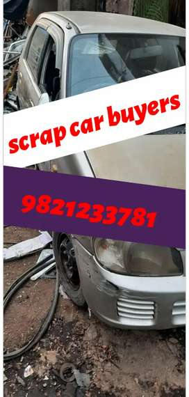 BUYERS of SCRAP CARS