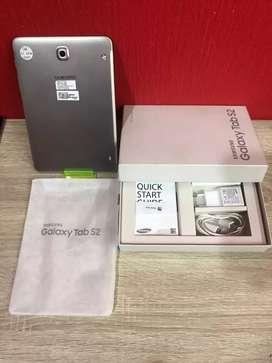 Samsung tab S2 Resmi SEIN fullset ORI mulus 98%