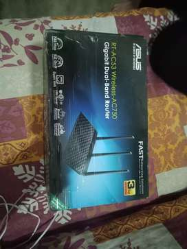 Asus RT -AC53 WIRLESS GIGABAT DUAL BAND ROUTER