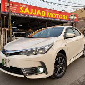 Toyota Corolla Altis 1.6 Automatic Model 2017