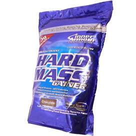 Hard Mass gainer 2 lb chocolate flavor Protein 1kg