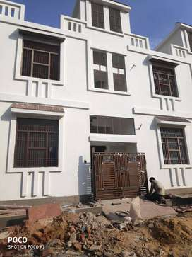 4 Bhk Duplex Approved Villa With Water Facility