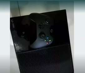 Xbox one with 500 GB