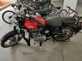 Royal Enfield Redditch Red good condition bike for sale