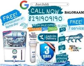 BAL0RAAM RO Water Purifier Water Filter Water Tank DTH AC TV.  αℓℓ ηεω