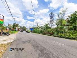 Jual Tanah di Jakal Km 15 Cocok Gudang, Utara Kampus UII