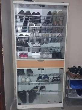 Rak Sepatu 8 Tingkat