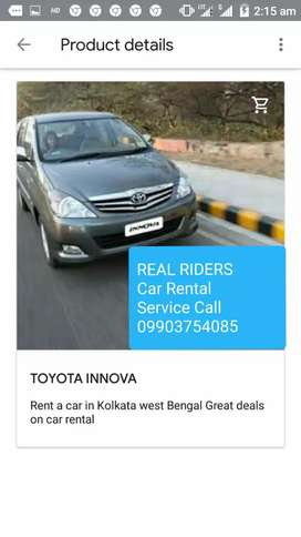 Toyota Innova This Is A Rental Cars/NOTE FOR SELL ONLY RENT