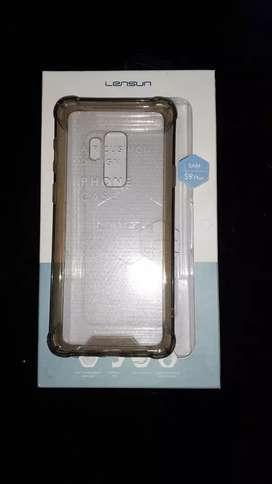 Lensun Clear Case for Galaxy S9 Plus