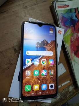 Redmi 8   blu color and dabel cemra and finger printt