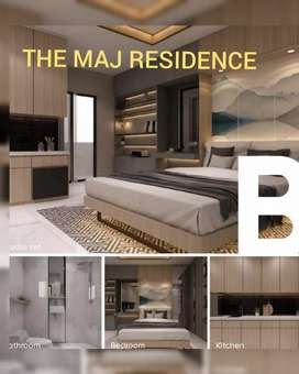 Hunian Millenial Apartment The Maj