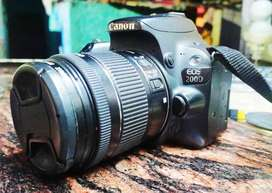 CANON 200D With 18-55 Lence, More Detail see in description