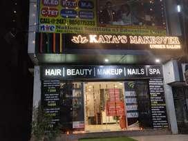 Need Gents Hair Dresser and Unisex Hair dresser for Unisex salon