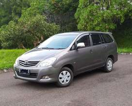 Jual Toyota Kijang Innova E Diesel 2008 manual