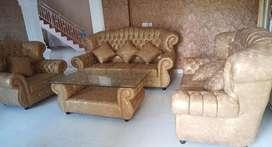 Kredit tanpa DP sofa mewah atas ukir