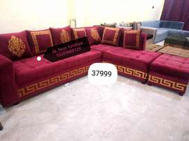 L shape sofa In best quality