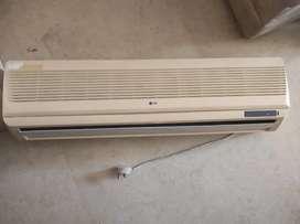 Indoor LG 1.5 ton AC
