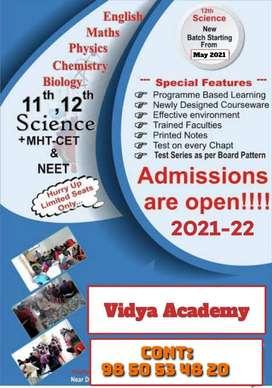 Vidya Academy(ICSE, CBSE, SSC))