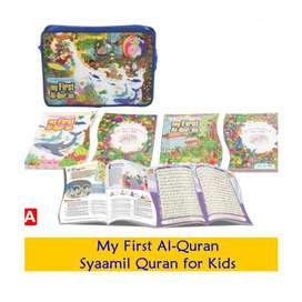 MY FIRST AL-QUR'AN FOR KIDS
