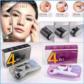Derma Roller 4 in 1, 	Your vision turns to reality