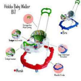 Baby walker murah dan berkualitas hokiku