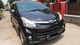 Toyota Avanza 1.5 Veloz AT 2013 TDP 5JT