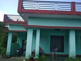3 Bigha Land With Home