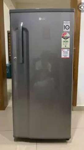 Very new LG fridge. 178Litter,
