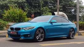 BMW 440i 2017 F32Coupe Facelift Blue Km 2.000 GRESS LIKE NEW !!