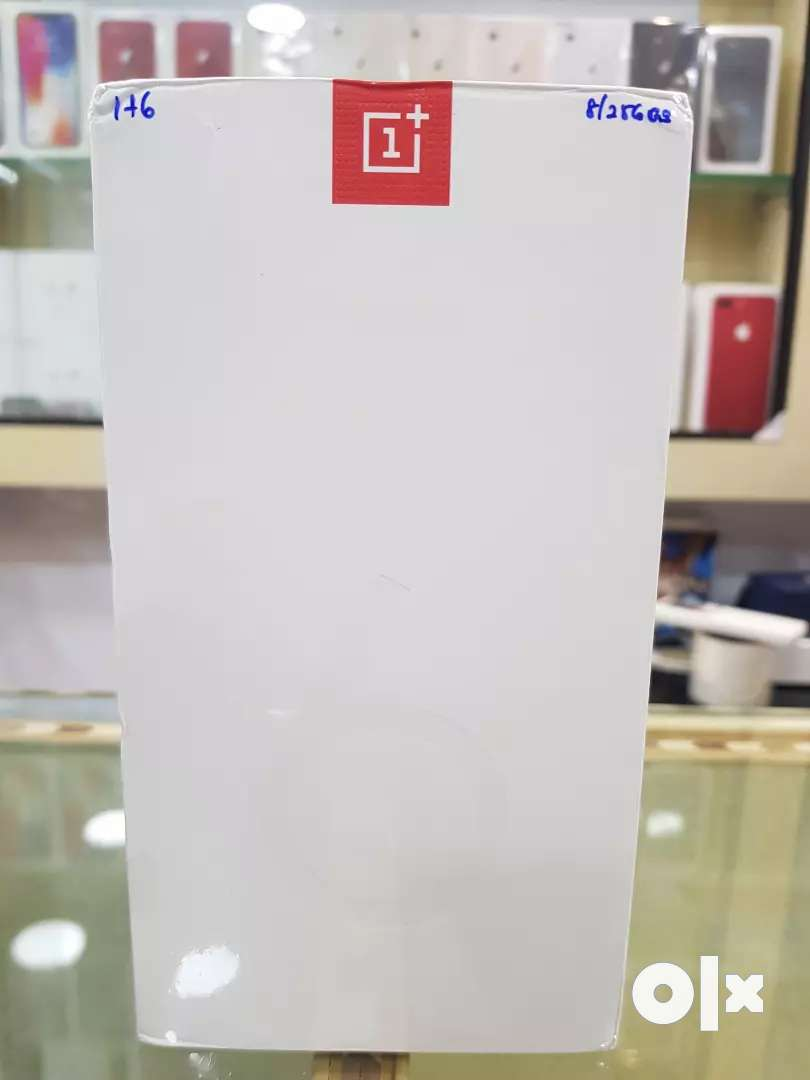 Oneplus 6 8gb 256gb midnight black brand new 0