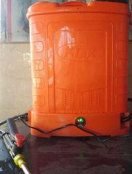 Sanitized machin.    electric sanitizer