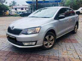 Skoda Rapid 1.6 MPI Ambition Manual, 2017, Diesel