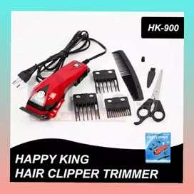 bisa bayar ditempat semarang alat cukur rambut ori hk happyking D71