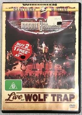 DVD ori import The Doobie Brothers live