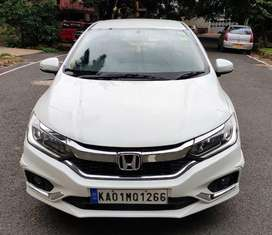 Honda City 1.5 V Manual Exclusive, 2017, Petrol