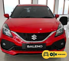 [Mobil Baru] SUZUKI New BALENO DP RINGAN