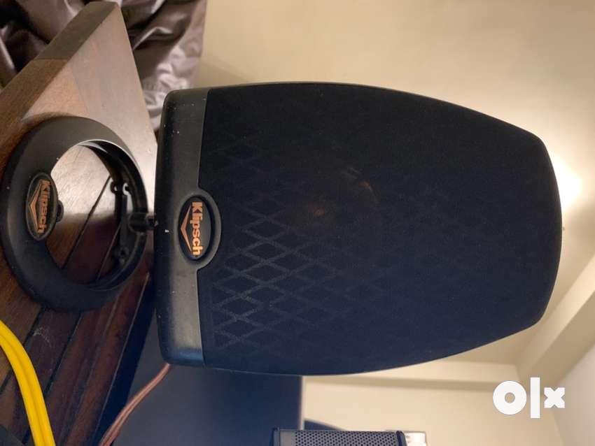 Klipsch Speakers!
