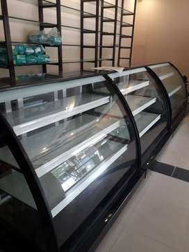 Bakery Display Counter Cake Chiller Salad Bar