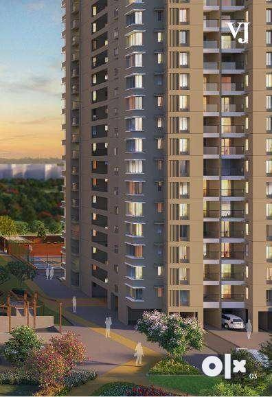 Spacious & Luxurious 3BHK Apartment in wakad