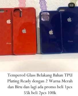 tempered glass bahan TPU