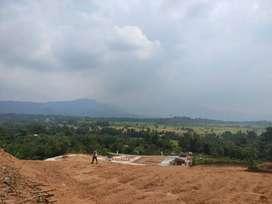 Jual Tanah Kavling Villa Kebun Murah Lokasi Pinggir Jalan