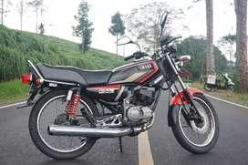 Yamaha RX KING tahun 91